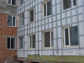 科德邦墙面用高密度纺粘聚乙烯膜防水透气层