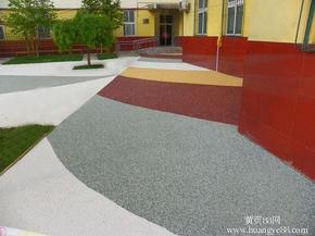 园林透水道路-透水混凝土施工方案