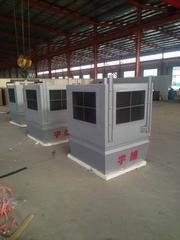 宇捷高大空间制冷空气处理单元节能环保