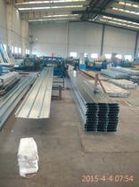 天津生产闭口楼承板48-200-600型镀锌压型钢板