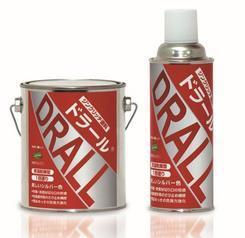 德拉(DRALL)  富锌涂料,常温速干修补涂料, 达克罗修补,热镀锌修补,防腐防锈涂层处理