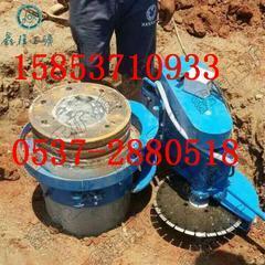 济宁鑫隆供应卡箍切桩机 专业卡箍切桩机生产厂家15853710933