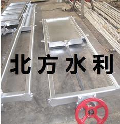 1X1米钢制闸门-北方水利直供产品