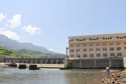 湖南城步尖口电站