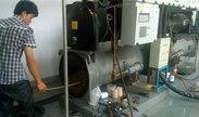 水冷螺杆式冷水机组维修、保养