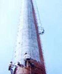 锅炉烟囱防水处理