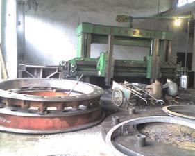 冲击式水轮发电机组