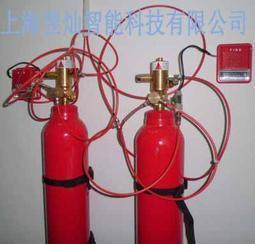 供应南京火探管式自动灭火装置TFD专业灭火设备