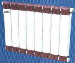 静音节能——免抽真空超导暖气片