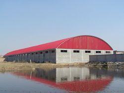 仓库拱型屋顶0311-89683456