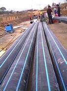 供应聚乙烯内蒙古赤峰PE给水管材