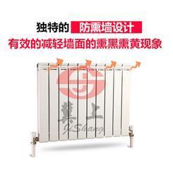 铜铝复合暖气片价格 铜铝散热器-冀上采暖