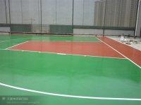 篮球场足球场网球场PU塑胶球场