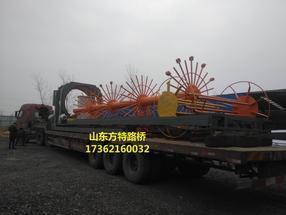 方特路桥YGT-1600数控钢筋笼滚焊机