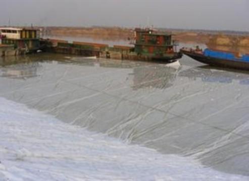 赣州水下模袋混凝土工程