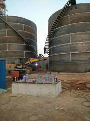 制造山东油罐漏油的原因
