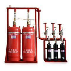 有管网柜式七氟丙烷气体灭火系统 消防设备生产厂家