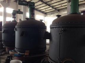 钢衬四氟PTFE反应釜设备 机械化工 DN25-DN1500