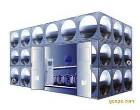 智能化箱式泵站
