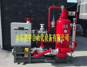 2T锅炉蒸汽回收机/全自动高配蒸汽冷凝水回收设备