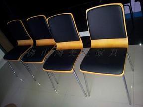 软座弯木餐椅,餐厅家具