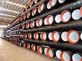 球墨铸铁管生产厂家 球墨铸铁管件价格 柔性抗震 噪音小