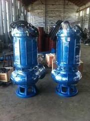 切割型潜水排污泵