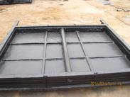 2×2米双向止水平面铸铁闸门
