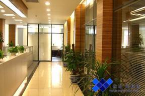 成都双层钢化玻璃办公室隔断隔断