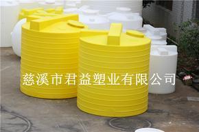 PE5��塑料水箱 �h保塑料5T水箱 食品�塑料水箱