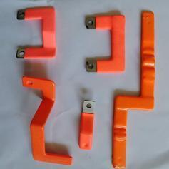 电气连接专用软铜排浸塑产品 各类铜排浸塑加工
