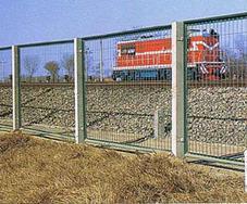 铁路隔离栅/铁路护栏网/铁路防护网
