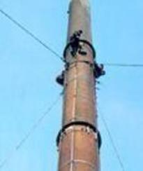 【专业】铁烟囱制作安装施工公司