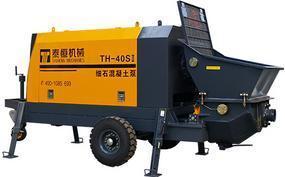 地暖施工细石混凝土泵 混凝土输送专用泵40型 170米高层建筑砂浆细石泵