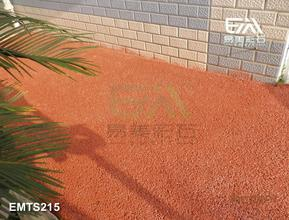 透水混凝土 (广场透水地坪)透水胶粘石