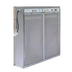 空调风柜静电除尘式空气净化消毒器