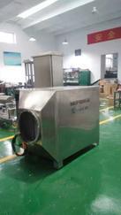 深泽化工厂光催化废气处理设备