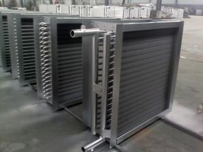 麦克维尔空调机组表冷器
