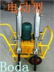 电解铝厂电解槽大修、碳素厂碳块的破碎设备-液压劈裂机,劈石机