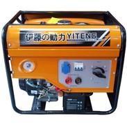 250A发电电焊一体机|汽油发电机带电焊机