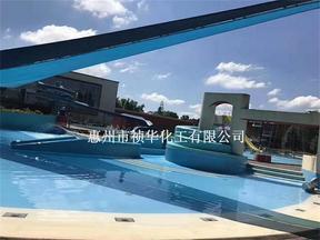 游泳池、水上乐园喷涂聚脲防水