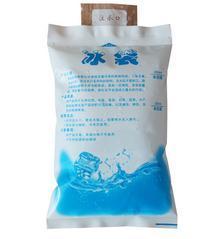 水产品生鲜类专用冰袋 厂家直销圆通生鲜快运特价处理400ml