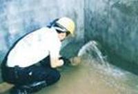 水池带压堵漏