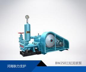 河南耿力BW250泥浆泵厂家直销