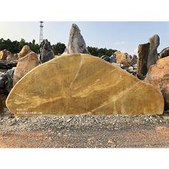 东莞刻字黄蜡石价格 英州园林景石场