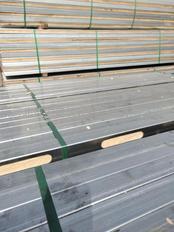 新型木方 钢木龙骨钢包木钢木枕生产厂家诚信经营