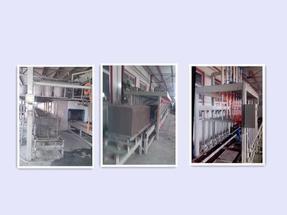 聚鑫外墙保温板设备厂家