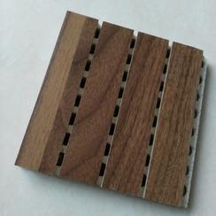 木质环保槽木吸音板