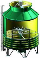 圆形凉水塔