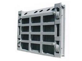 小型泵站平面定轮钢闸门